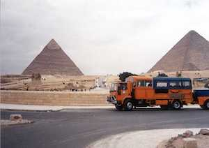 Icon Stephen Stewart Egypt 2000