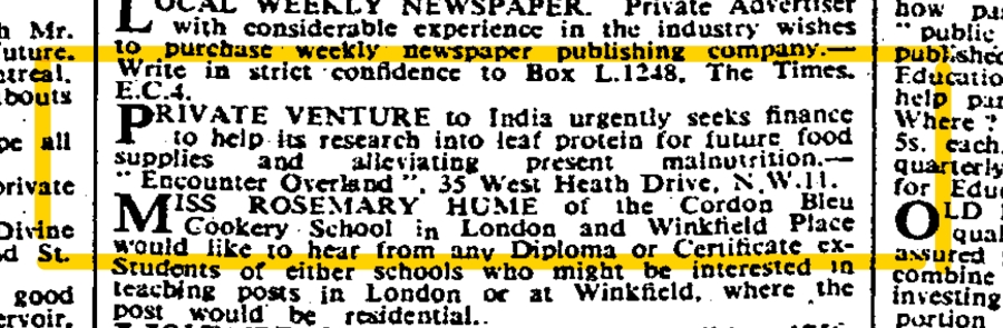 19640217 The Times - February 17, 1964