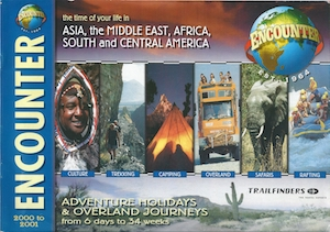 Icon Encounter Overland Brochure 2000-01