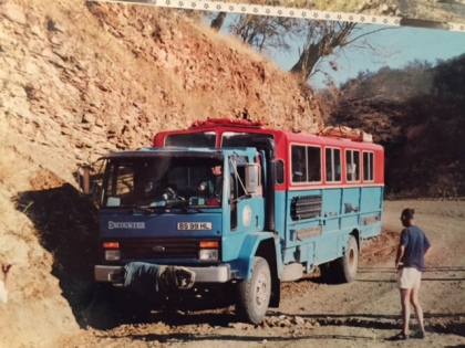 BS99HL James Runnicles South America