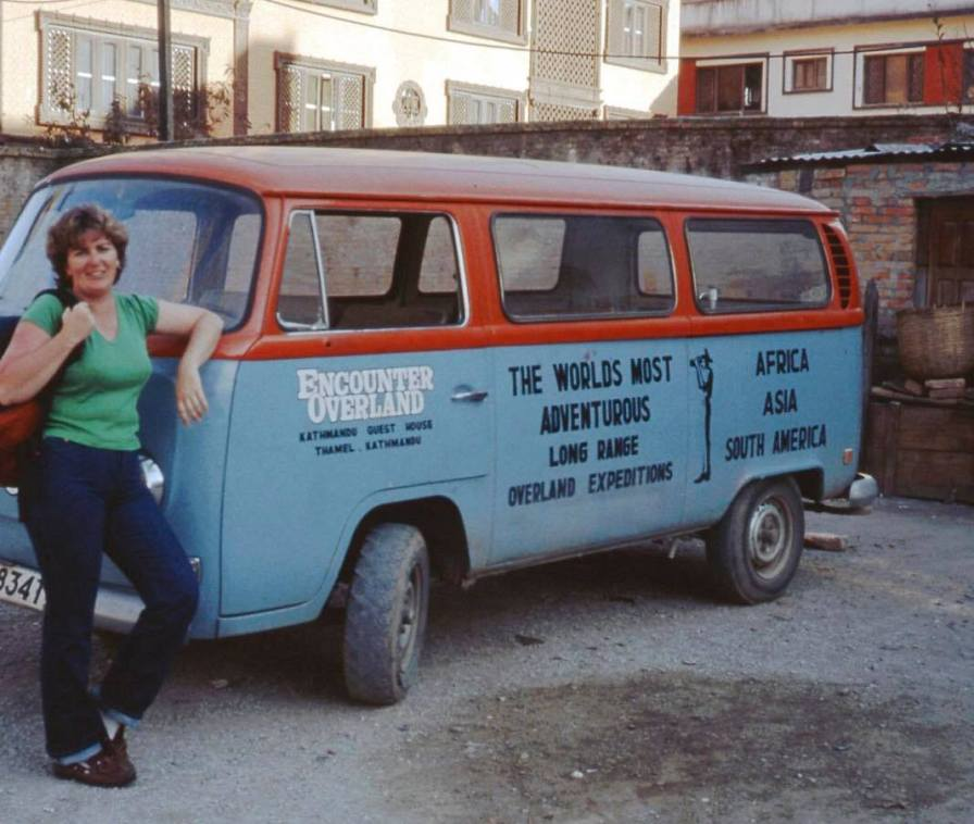 Encounter Overland Kathmandu Kombi YYH834T (Wendy Robinson Waters (EM 1982))