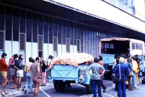 225BGF Northbound Africa 1973 Joburg departure (EM Gavin Robertson)