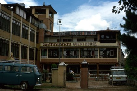 Kathmandu Guest House 1977 (EM Rod Jenkin)