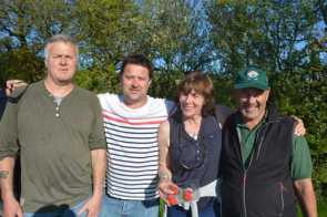 Tim Coulson, Will Fell, Vicky Nash, Lionel Kleinot
