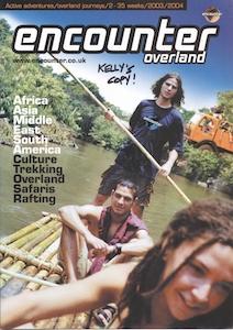 Icon Encounter Brochure 2003-2004