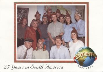 Christmas Card 1997 - 1