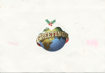 Christmas Card 1997 - 2