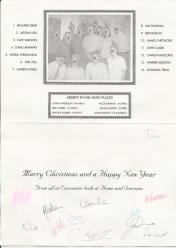 Christmas Card 1997 - 3