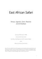 Icon East African Safari January 1994 (Ian Richards) (original)