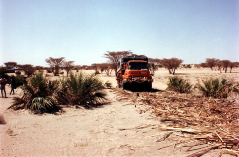 JNM603V Lake Turkana 1994 (Ian Richards)