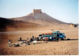 Q400NRO at Palmyra circa 1999 (Fiona Hanks)