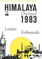 Icon Himalaya Overland Brochure 1983