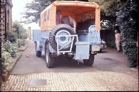 YNK230F at Wren Park 1968 - 2