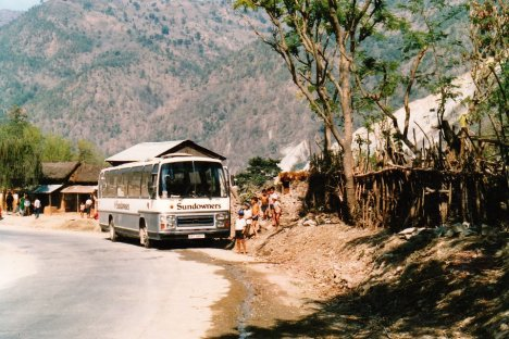 DRT680T (Craig Titheradge) Just outside Kathmandu