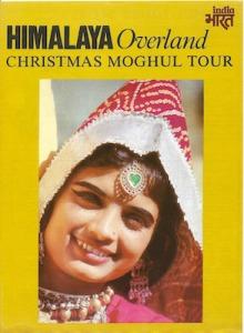 Icon Himalaya Overland Christmas Moghul Tour 1984