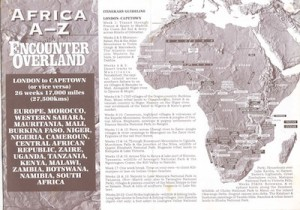 Icon Project Dossier Africa A-Z 1994