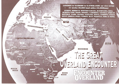 Icon Project Dossier The Great Overland Encounter 1994