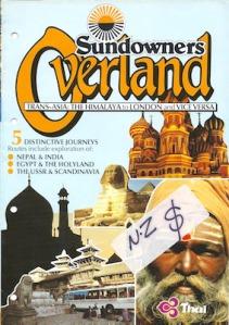 Icon Sundowners Overland 1990