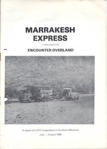 Icon Marrakesh Express 1980