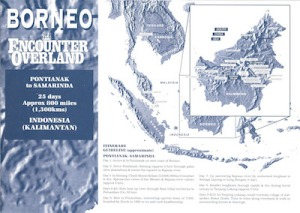 Icon Project Dossier Borneo 1994