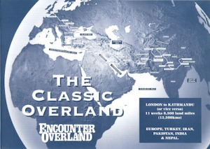 Icon Project Dossier The Classic Overland 1994
