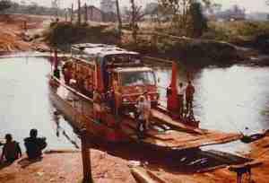 Icon Rio de Janeiro to Cartagena 1977 (Ro and Rob Porter EM)