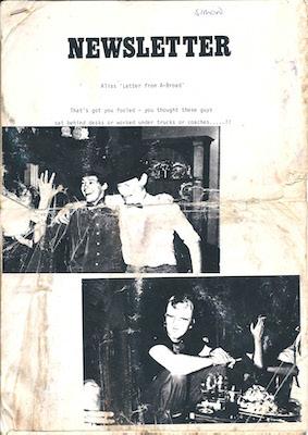Icon Newsletter Sep-Oct-Nov 1985