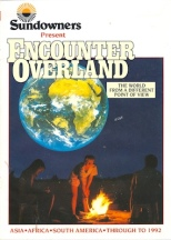 Icon Encounter Overland Brochure 1991 - 1992