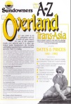 Icon Sundowners A-Z Overland Trans-Asia (1991-1992)
