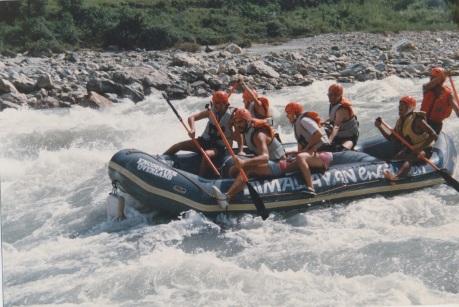 Rafting (scrapbook) - 1