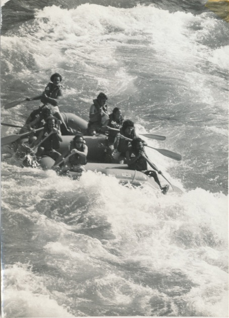Rafting (late 1970s)