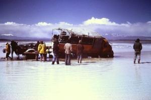 Icon Peter Lechte Salar de Uyuni incident