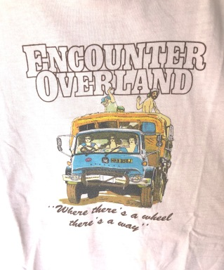 Encounter Overland T-Shirt (Gary Fletcher)